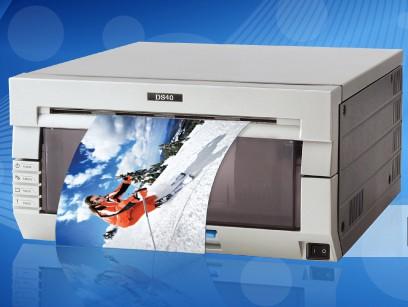on-site photo printer