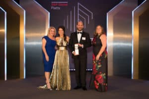 platts global metal awards winner