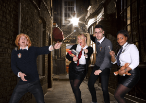 harry potter green screen photography