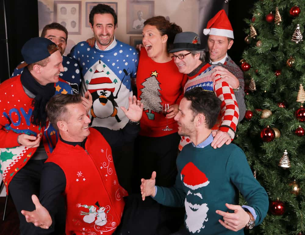 Christmas Jumper Party Ideas Part - 25: 11 Great Christmas Party Photography Ideas