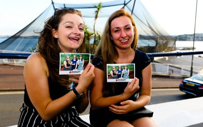 Roaming GIF Photo Booth With Instant Photo Printing