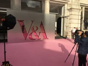 V & A Summer Party