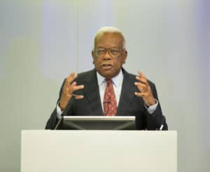 sir trevor macdonald - keynote conference speaker