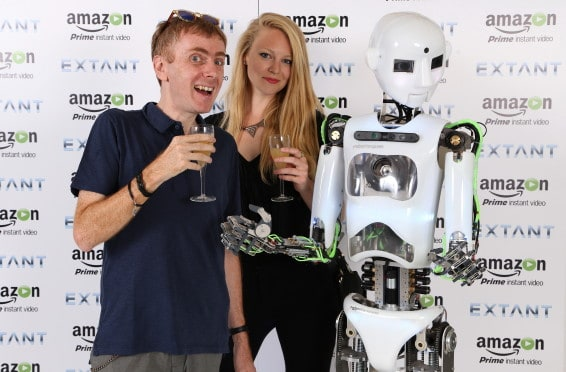 amazon extant launch event
