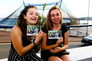 instant printing of photos with roaming photography