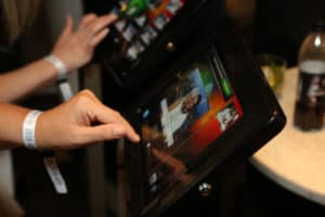 instant digital sharing at events